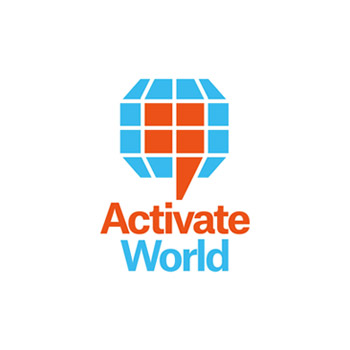 Activate World Logo