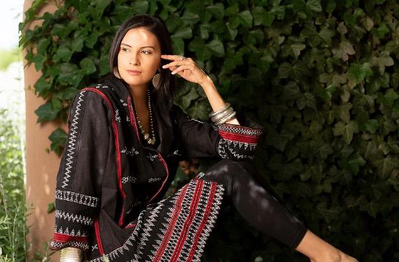 Fashion portrait photography by Gabriella Marks in Santa Fe with Zenbox Marketing