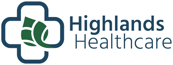 highlands-healthcare-medical-logo-design