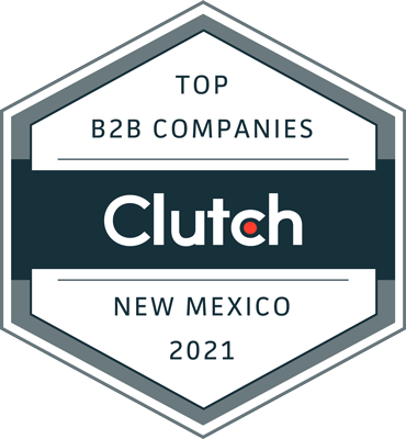 Zenbox Marketing is recognized by Clutch as a top B2B company in New Mexico for 2021